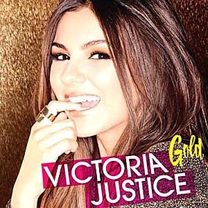 Victoria Justice Gold