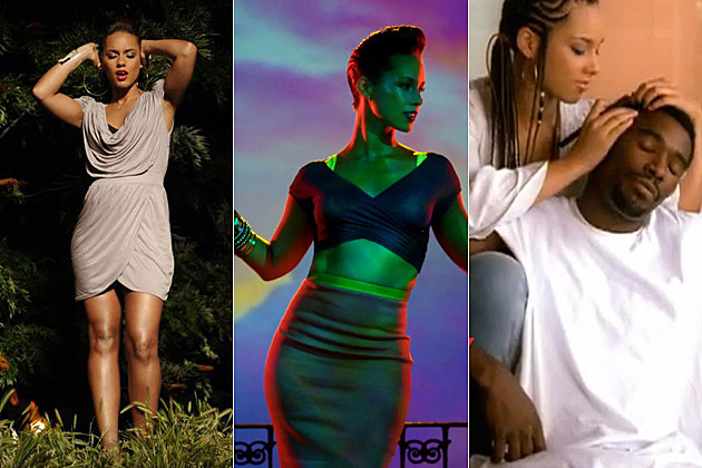 Alicia Keys Videos