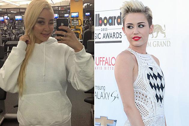 Amanda Bynes Miley Cyrus