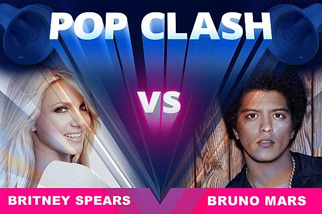 Britney Spears Bruno Mars