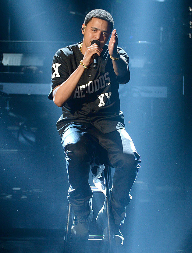 J Cole BET Awards