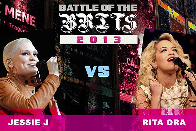 Jessie J Rita Ora
