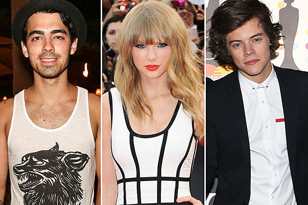 Joe Jonas Taylor Swift Harry Styles