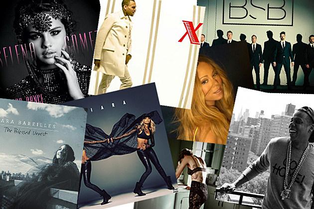 July 2013 Album Releases