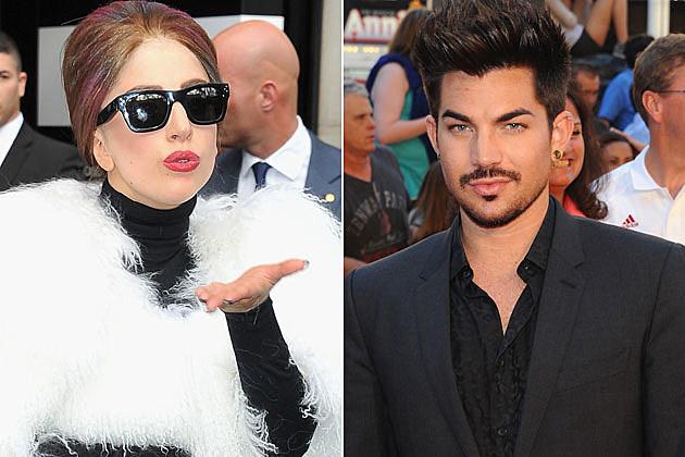 Lady Gaga Adam Lambert