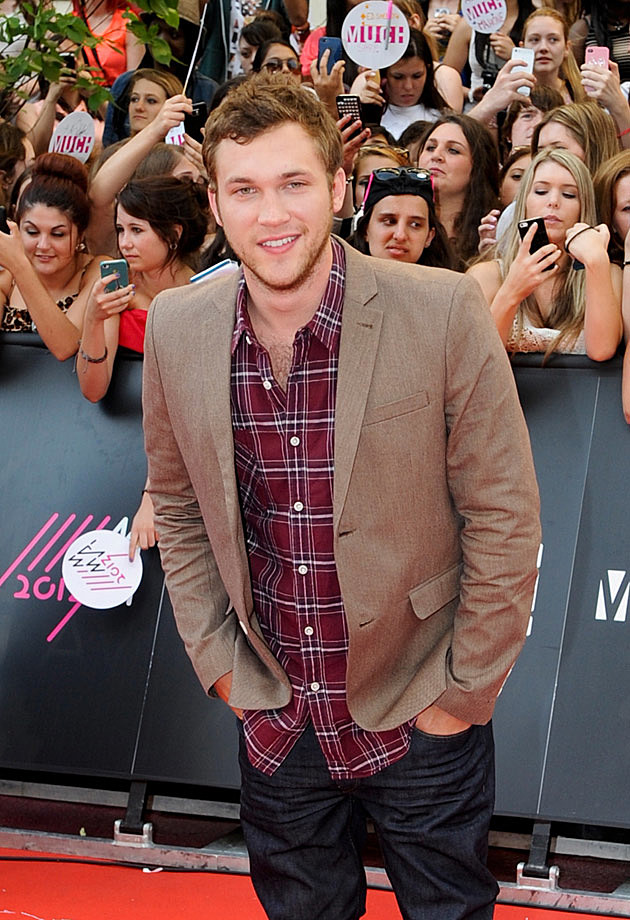 Phillip Phillips 2013 MuchMusic Video Awards