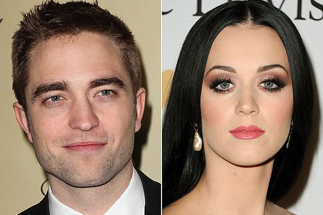Robert Pattinson Katy Perry