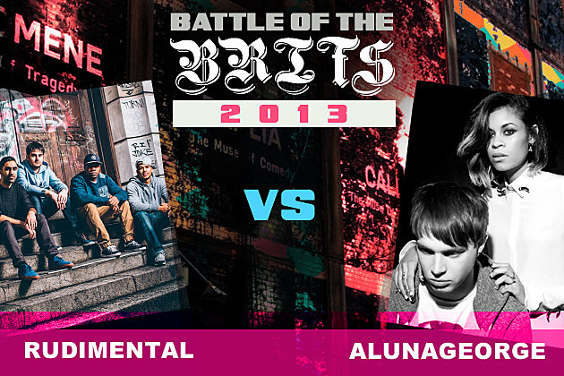 Rudimental AlunaGeorge Battle of the Brits