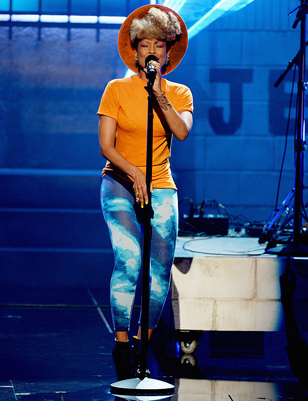 Erykah Badu BET Awards