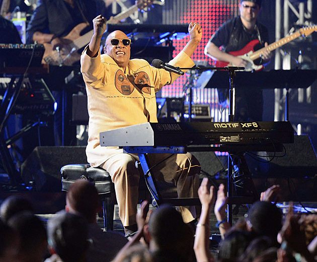 Stevie Wonder BET Awards