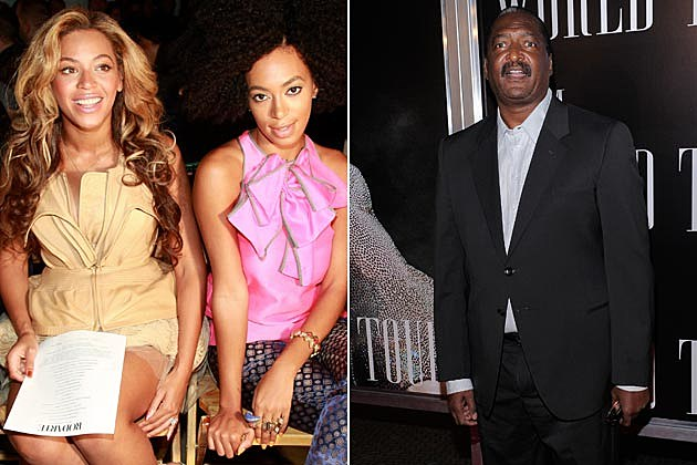 Beyonce Solange Mathew Knowles