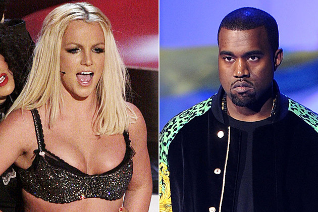 Britney Spears Kanye West