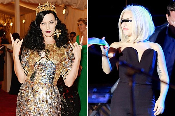 Katy Perry Has More Twitter Followers Than Lady Gaga