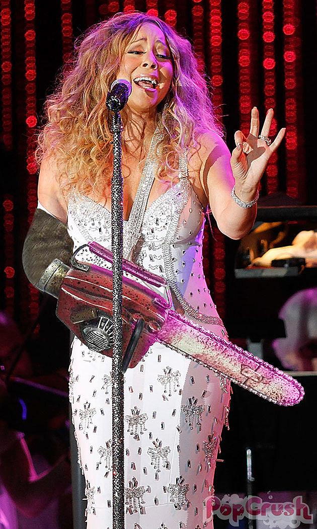 Mariah Chainsaw