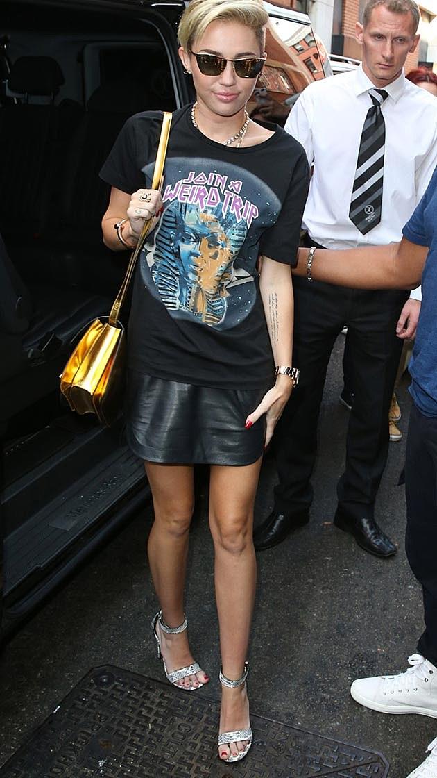 Miley Cyrus Balenciaga