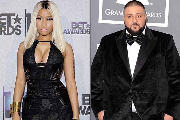 Nicki Minaj DJ Khaled Restraining Order