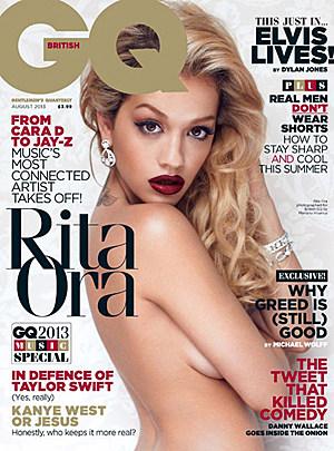 Rita Ora GQ