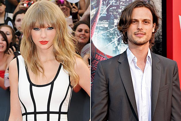 Taylor Swift Matthew Gray Gubler