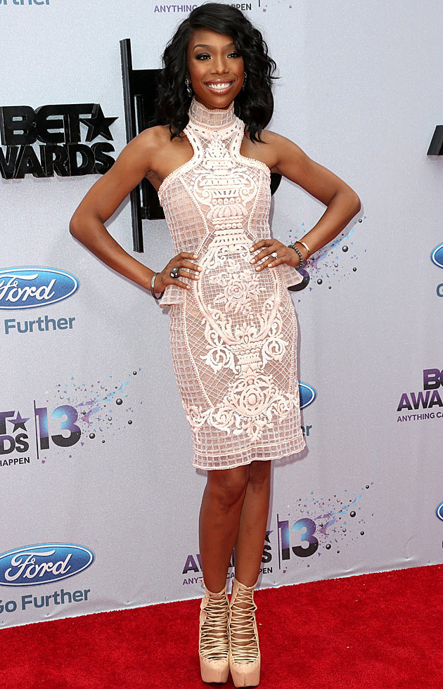Brandy BET Awards