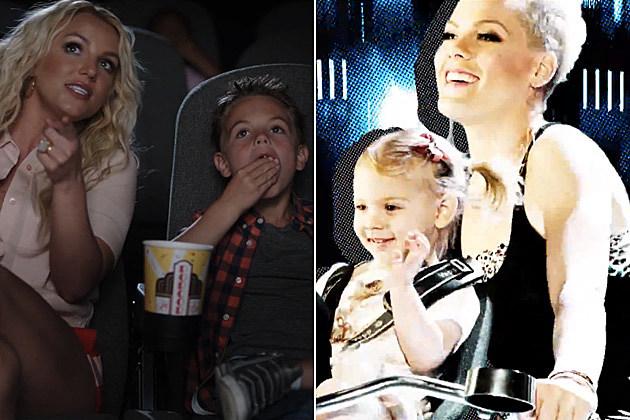 Britney Spears Ooh La La Video Pink True Love Video