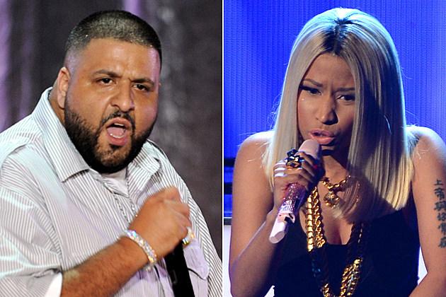 Is dj khaled and nicki minaj dating