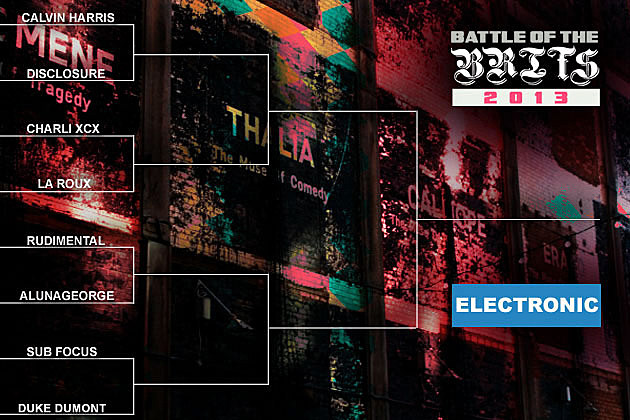 electronic Battle of the Brits