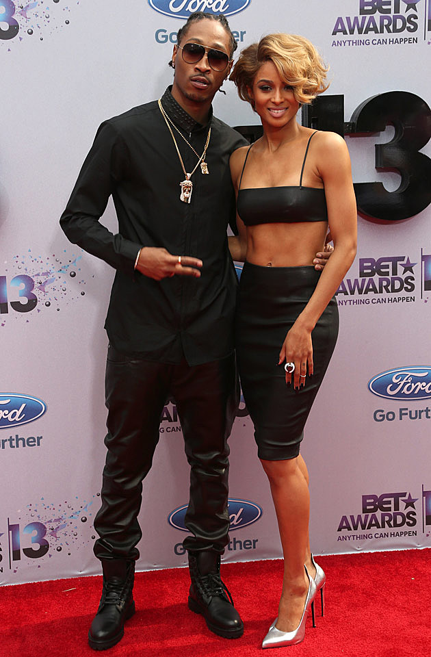 Future Ciara BET Awards