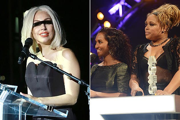 Lady Gaga, Chilli, T-Boz