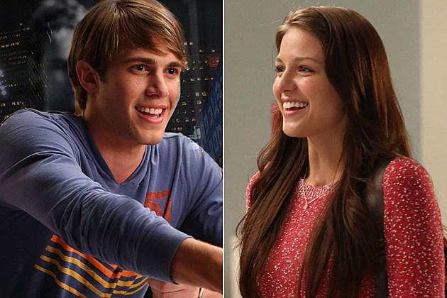 'Glee' Actors Blake Jenner + Melissa Benoist Are