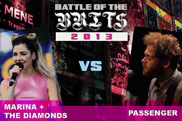 Marina + the Diamonds Passenger