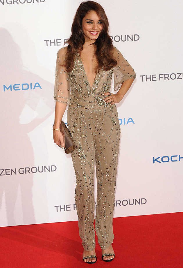 Vanessa Hudgens The Frozen Ground Premiere