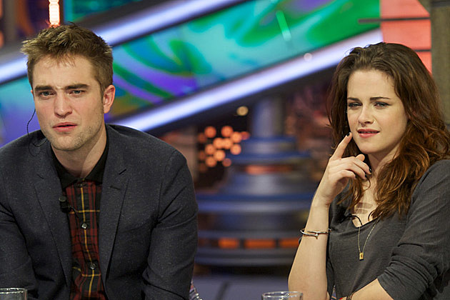 Are kristen stewart and robert pattinson dating in real life 2017