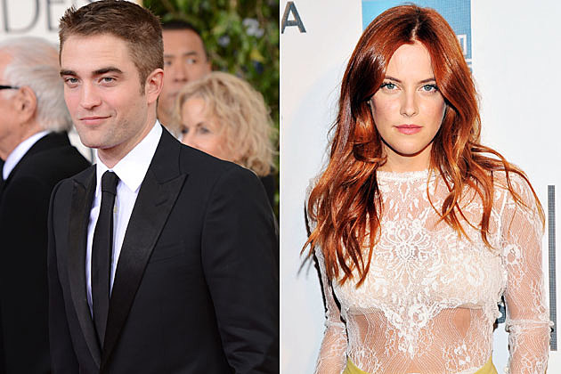 Robert Pattinson Riley Keough