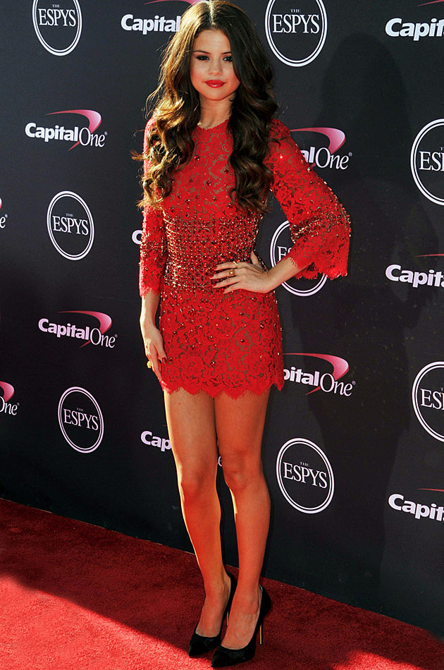 Selena Gomez ESPY Awards