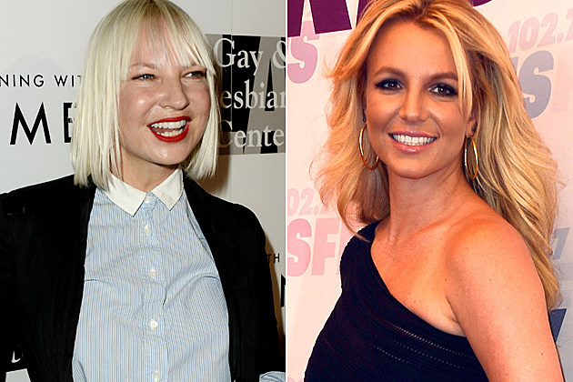 Sia Britney Spears