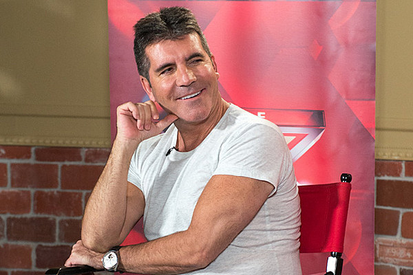 Simon Cowell Is Going to Be a Baby Daddy... With His Friend's Wife?!