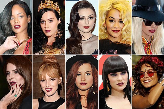 Rihanna Katy Perry Cher Lloyd Rita Ora Lady Gaga Lana Del Rey Bella Thorne Demi Lovato Jessie J Vanessa Hudgens