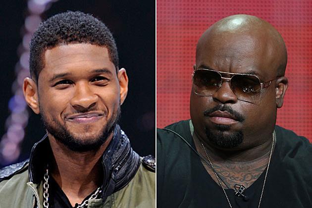 Usher, Cee Lo Green