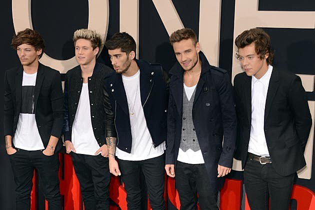 One Direction This Is Us Premiereq