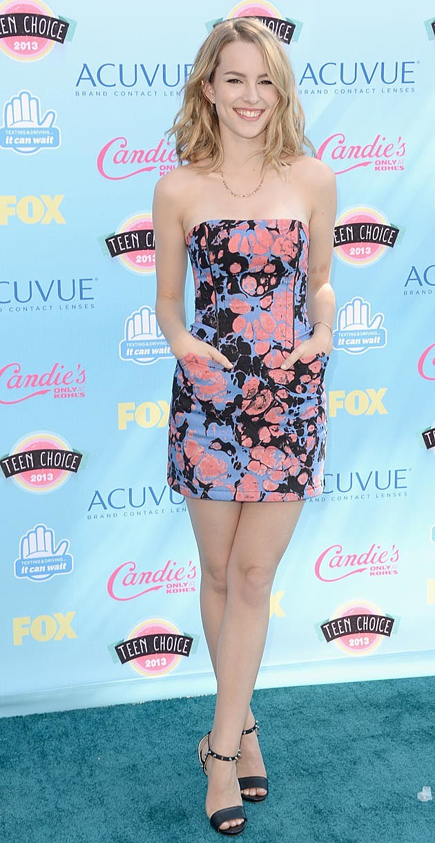 Bridgit Mendler 2013 Teen Choice