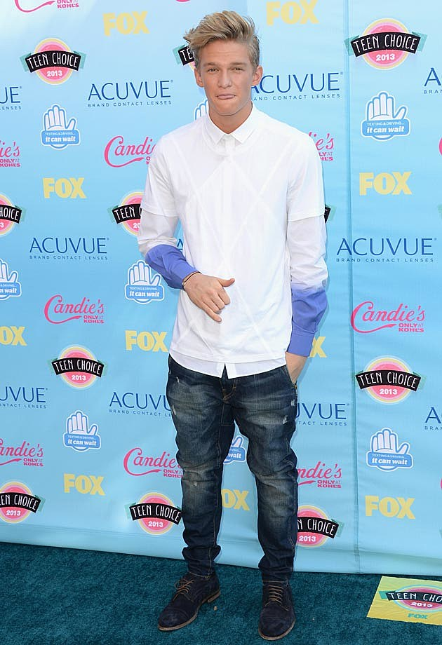 Cody Simpson 2013 Teen Choice Awards