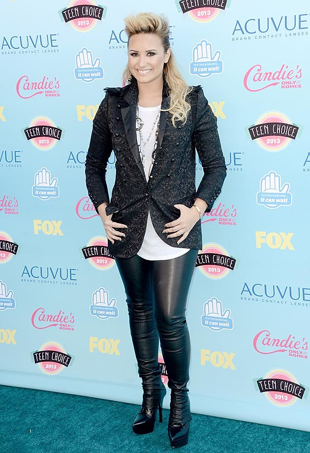 Demi Lovato 2013 Teen Choice Awards