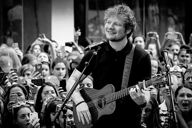 Ed Sheeran To Play At Madison Square Garden