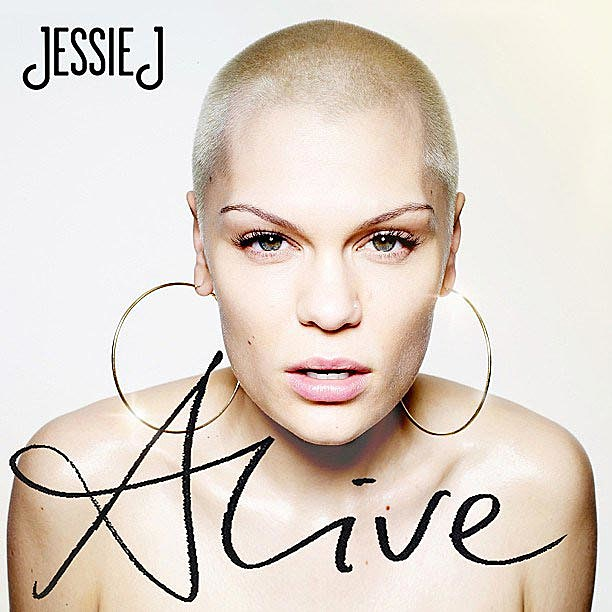 Jessie J Alive Cover