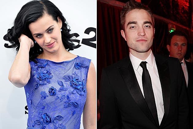 Katy Perry Robert Pattinson Farting