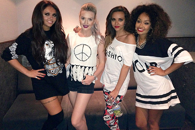 Little Mix PopCrush