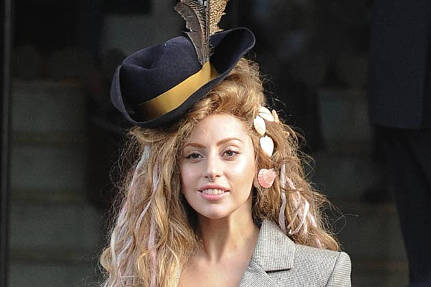 Lady Gaga London Hat