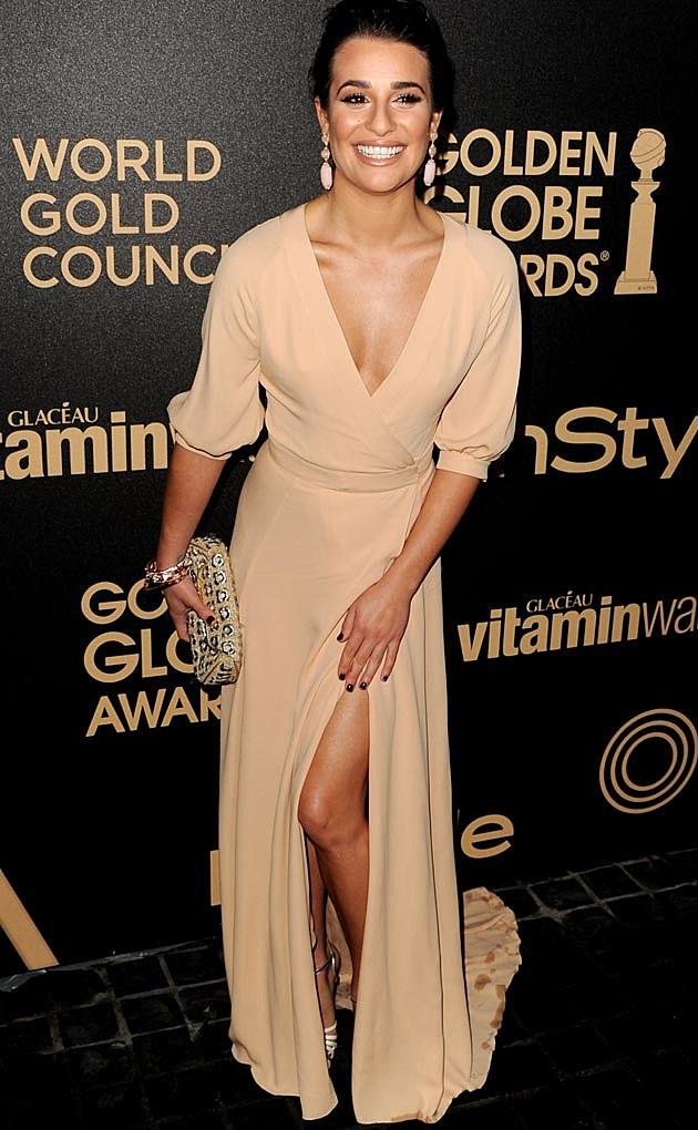 Lea Michele Valentino