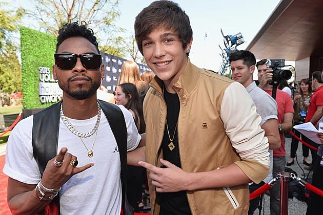 Miguel Austin Mahone 2013 Young Hollywood