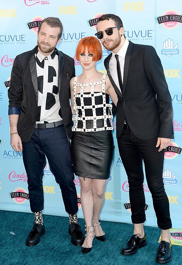 Paramore 2013 Teen Choice